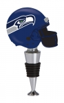 Seahawks Wine Bottle Stop